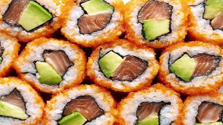 The Top 3 Sushi Dishes in Cork