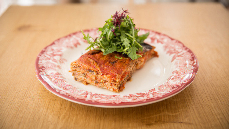 Dish Of The Day: Lasagne