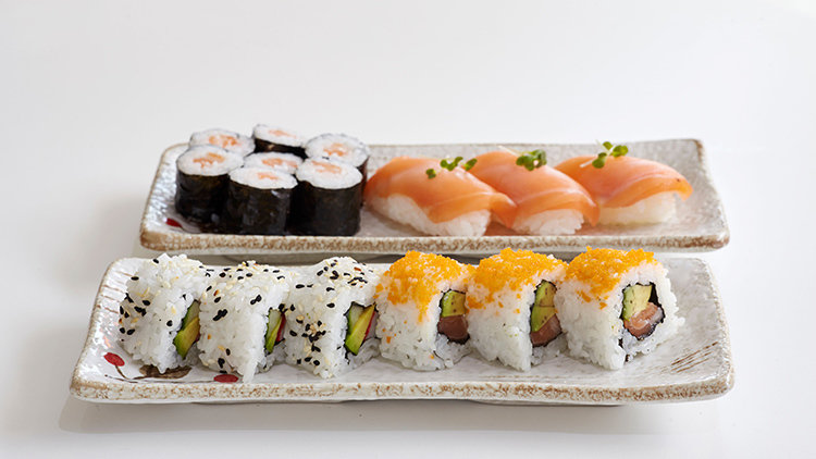 4 Spectacular Sushi Platters In Ireland