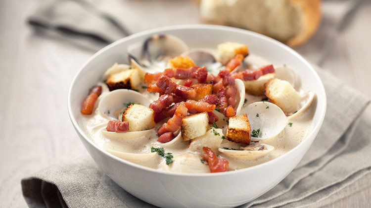 Seafood chowder is more diverse than you think