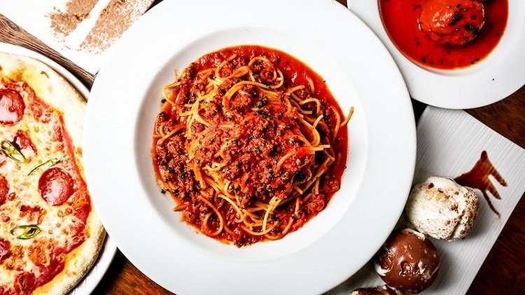 Dish Of The Day: Spaghetti Bolognese