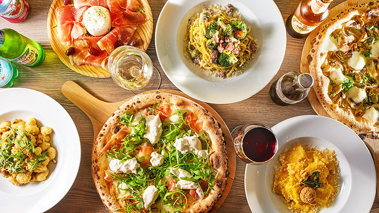 Hail, Caesar! Chow Down on the Best Italian in Cork