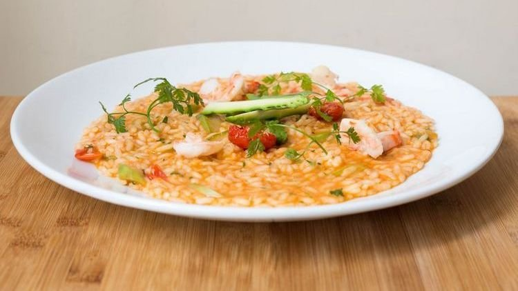 Dish Of The Day: Risotto
