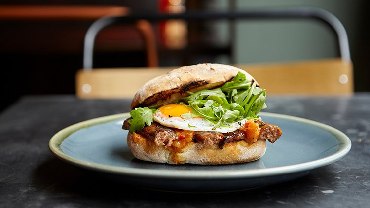 Where serves the best eggs in Dublin? 4 cracking breakfast options