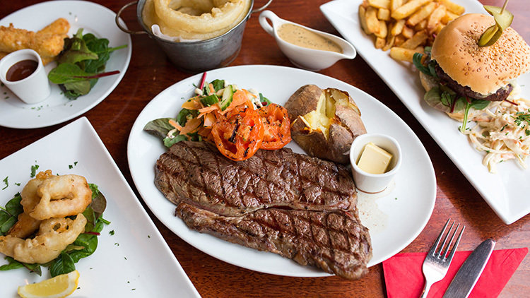 Go Carnivore! Feast on 4 of the Best Steaks in Dublin