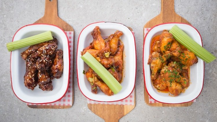 13 Finger Lickin' Great places to get Chicken Wings