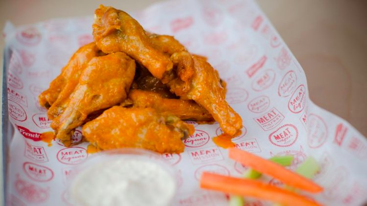 Story Behind The Dish: Buffalo Wings