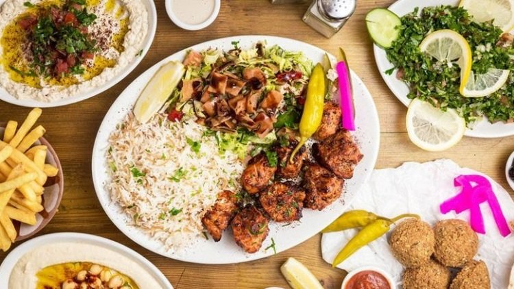 The Best Middle Eastern Cuisine In Dublin