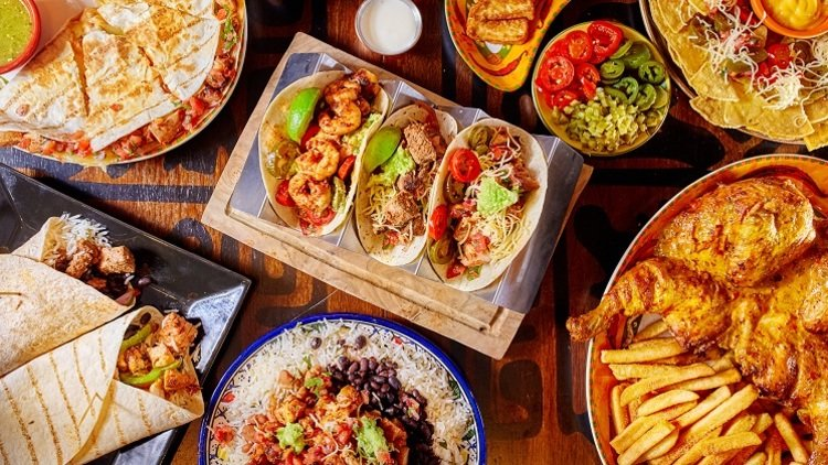 Arriba! It's time to host your very own Mexican food fiesta