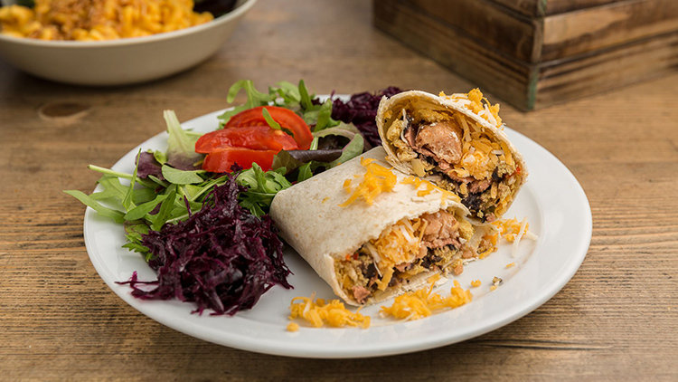 The 4 Healthiest and Tastiest Burritos in Dublin