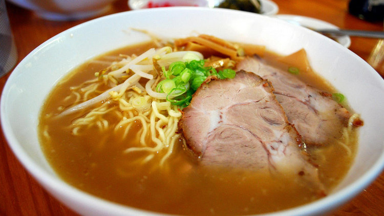 Dish Of The Day: Ramen