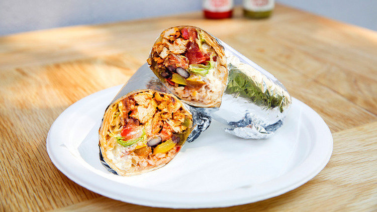 All Wrapped Up: 4 Great Burrito Delivery Options