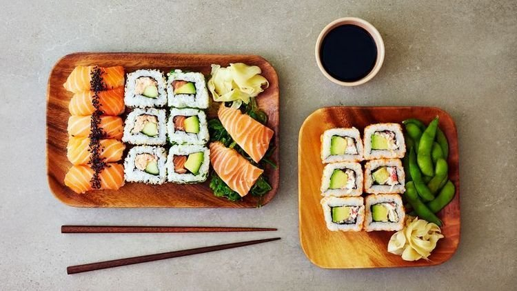 Best Sushi Restaurants in Dublin