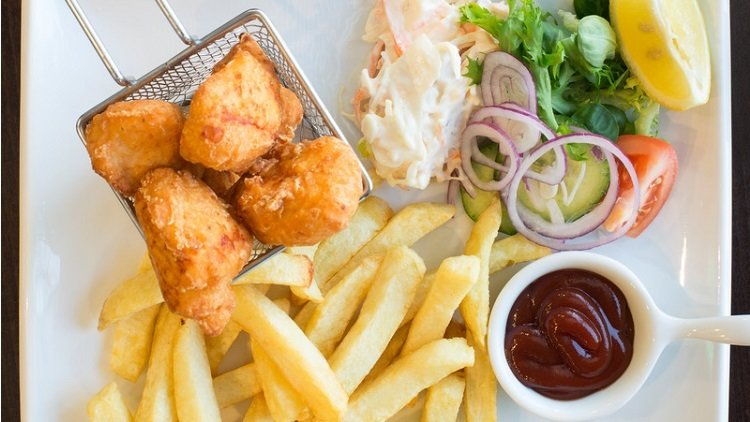 Dish Of The Day: Fish And Chips