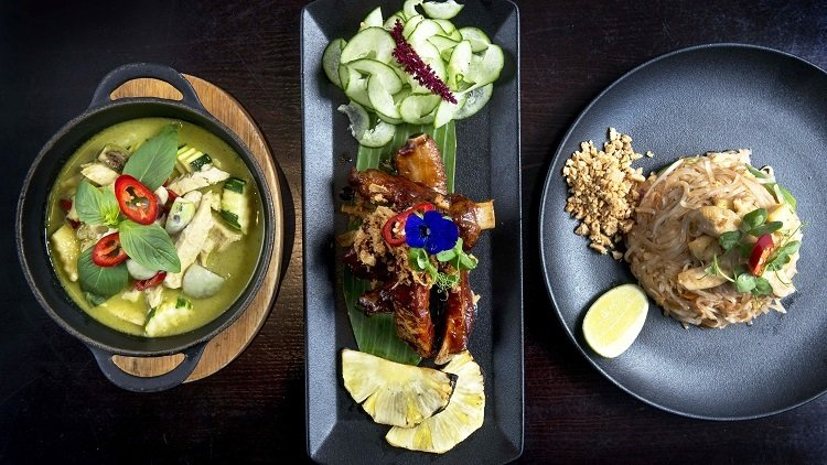 Time for a Thai? Then Dublin's the Place