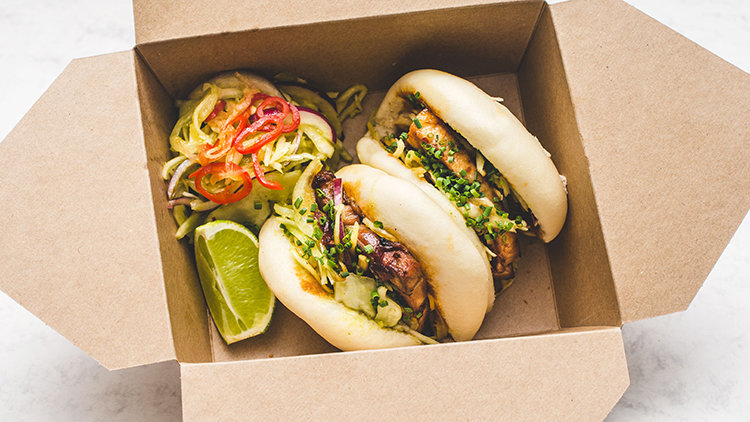 Bao or Never - 4 Asian Appetisers to Try in Your Next Takeaway
