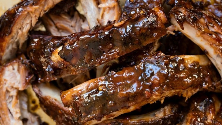 Dish Of The Day: Baby Back Ribs