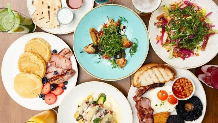 Weekend Brunches: 5 Of The Best