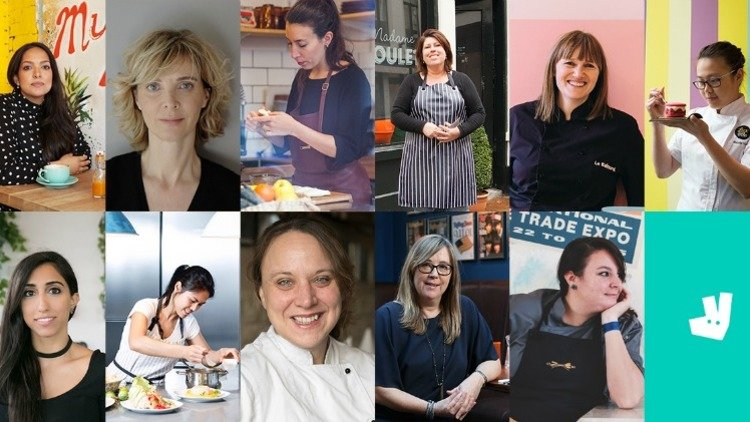 Inspiring Women Of Food From Around The World